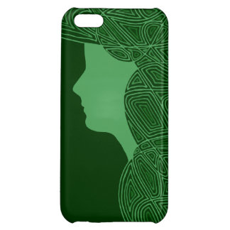 Irish Lass iPhone 5C Covers