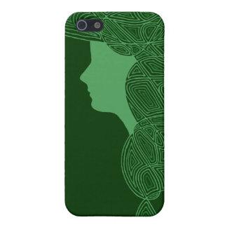Irish Lass iPhone 5/5S Cases