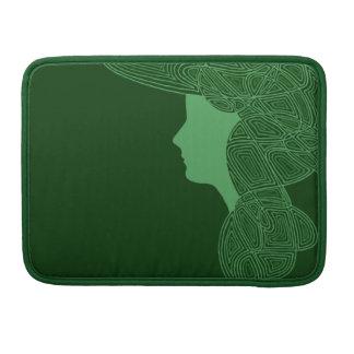 Irish Lass Sleeve For MacBooks