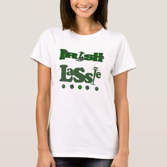 Irish Lassie T-Shirt