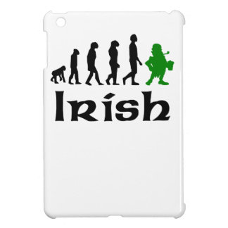 Irish Leprechaun Evolution iPad Mini Cover