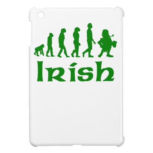Irish Leprechaun Evolution Case For The iPad Mini