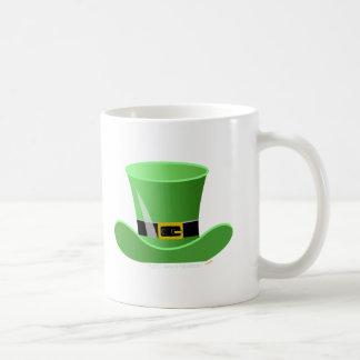 Irish Leprechaun Hat Lucky St. Patrick's Day Mugs