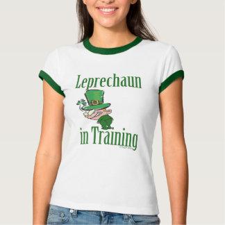 Irish Leprechaun in Training Tshirts