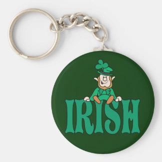 Irish Leprechaun Keychains