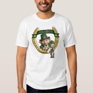 Irish Leprechaun St. Patrick's Day T-Shirt