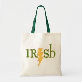 Irish Lightning Bolt Bag