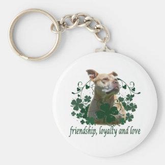 Irish Love Key Ring