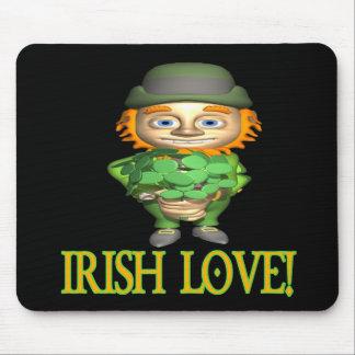 Irish Love Mouse Pad