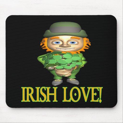 Irish Love Mousepad