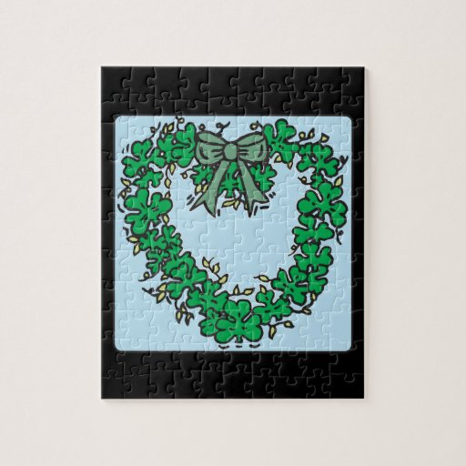 Irish Love Jigsaw Puzzle