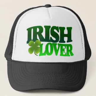 Irish Lover Hat St Patricks Day
