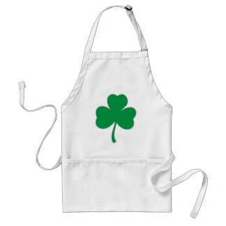 IRISH LUCK - Irish Shamrock Standard Apron