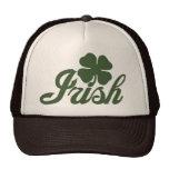 Irish Luck Mesh Hats