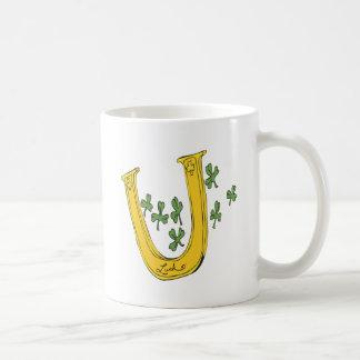 Irish Luck Basic White Mug