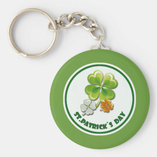 Irish Luck. St. Patrick´s Day Gift Keychain Keychain