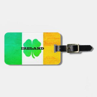 Irish Luggage Tags