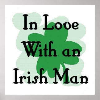 irish man posters