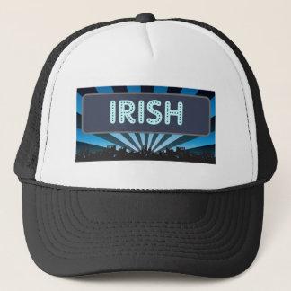 Irish Marquee Trucker Hat