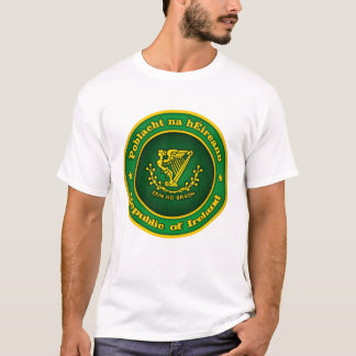 Irish Medallion Apparel T-Shirt