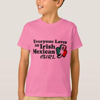 Irish Mexican Girl T-Shirt