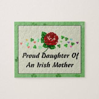 Irish Mom Jigsaw Puzzle
