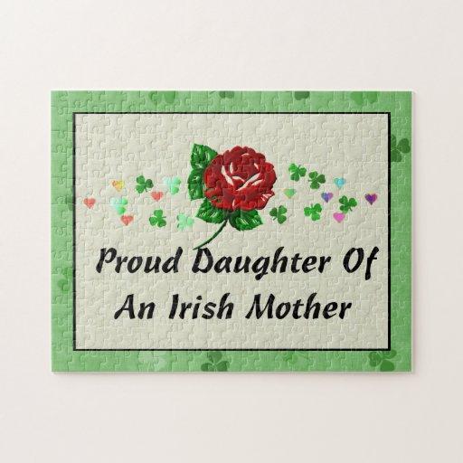 Irish Mom Puzzles