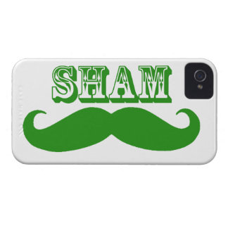 Irish Moustache iPhone Case iPhone 4 Covers