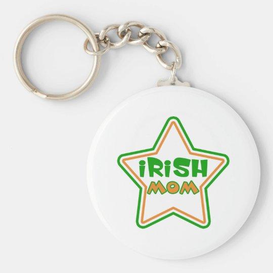 Irish Mum Keychain