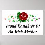 Irish Mum Poster