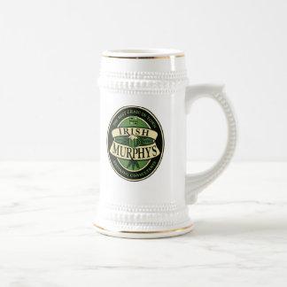 Irish Murphy Beer Stein
