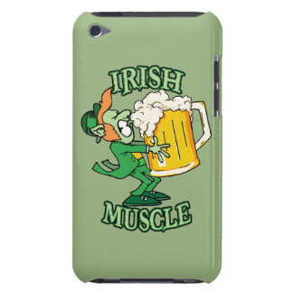 Irish Muscle 1 Barely There iPod Cover