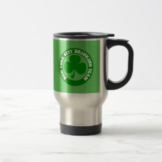 Irish New York City Coffee Mug