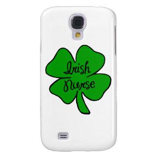 Irish Nurse Galaxy S4 Cases