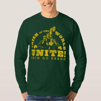 Irish of the World Unite Shirt