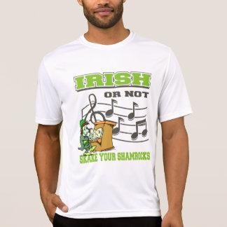 Irish Or Not Shake Your Shamrocks Shirts