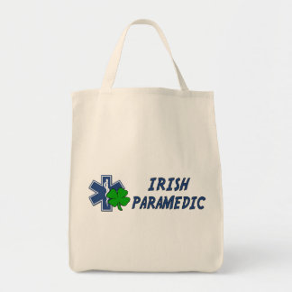 Irish Paramedic Tote Bag