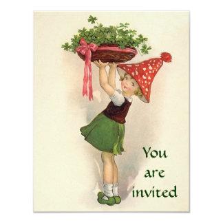 Irish Party Invitations
