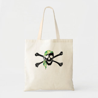 Irish Pirate Skull And Crossbones Bags