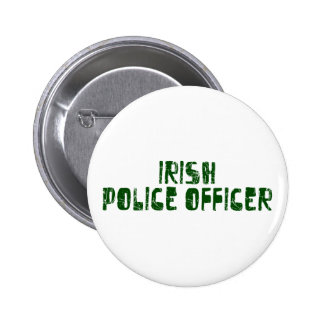 Irish Police Officer Buttons