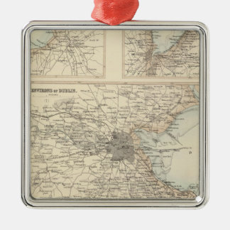 Irish Ports and Harbours Christmas Ornament