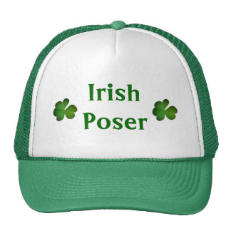 Irish Poser Hat