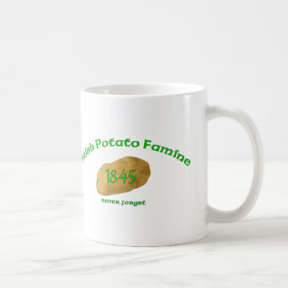 Irish Potato Famine 1845- Never Forget Coffee Mug