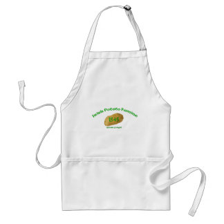 Irish Potato Famine 1845- Never Forget Standard Apron