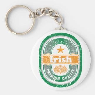 Irish Premium Quality Keychain