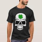 Irish Pride Skull T-Shirt