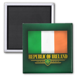 Irish Pride Square Magnet