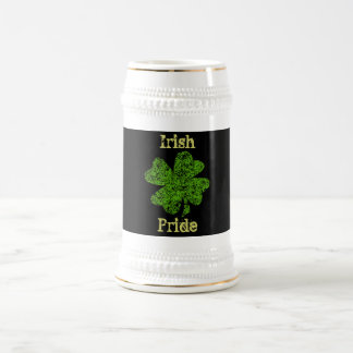 Irish Pride St. Pattys day mug! Beer Steins