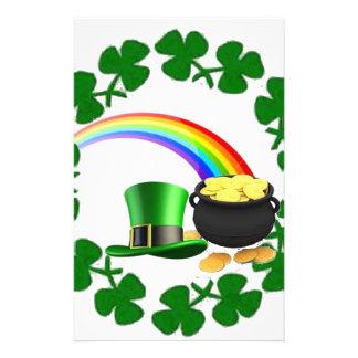 Irish Pride Custom Stationery