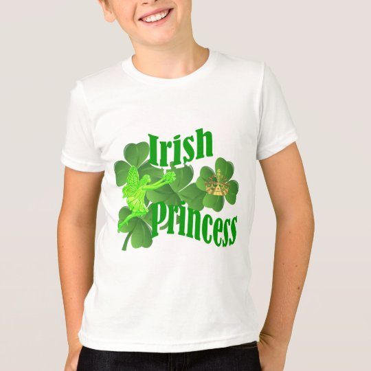 Irish princess and fairy T-Shirt
